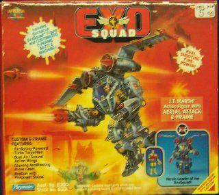 "EXO Squad ""AERIAL ATTACT E FRAME"": Toys & Games"