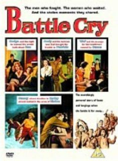 Battle Cry [UK Import]: Van Heflin, Aldo Ray, Mona Freeman, Nancy Olson, James Whitmore, Raymond Massey, Tab Hunter, Dorothy Malone, Anne Francis, William Campbell, John Lupton, L.Q. Jones, Sidney Hickox, Raoul Walsh, William H. Ziegler, Jack L. Warner, Le