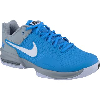NIKE Mens Air Max Cage Tennis Shoes   Size: 11.5, Photo Blue/white