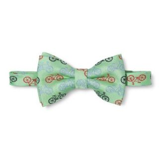 G Cutee Boys Bow Tie   Absolutely Green 2T 4T