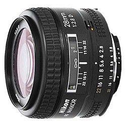 Nikon 28mm F/2.8D  AF Lens, With Nikon 5 Year USA Warranty