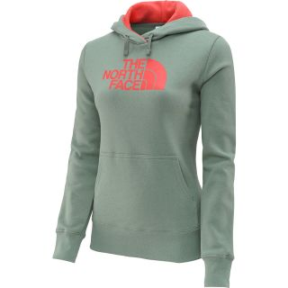 THE NORTH FACE Womens Half Dome Hoodie   Size: XS/Extra Small, Seaspray Green