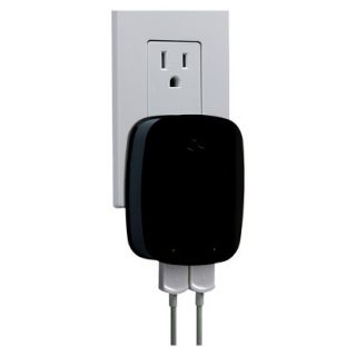 Kanex DoubleUp Dual USB Charger for iPad iPhone and iPod 2.1A per USB Port