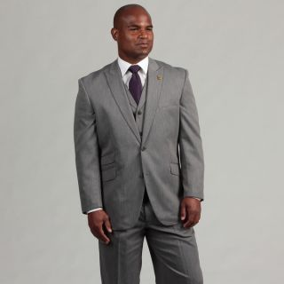 Phat Farm Mens 2 button Vested Suit  ™ Shopping   Big