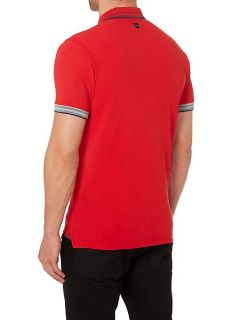 Duck and Cover Duran short sleeve classic polo shirt