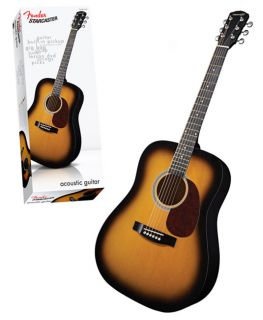 Fender Starcaster Acoustic Guitar Pack   80071179   Shopping
