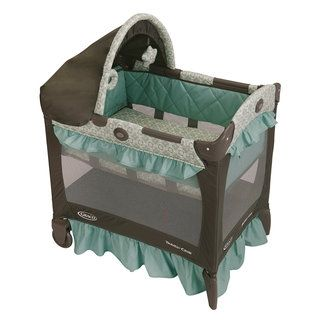 Graco Travel Lite Crib in Winslet Discounts