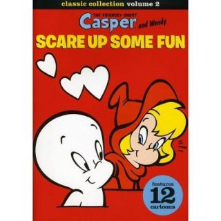 Casper And Wendy Scare Up Some Fun (Full Frame)