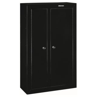 Double door exit security bar on popscreen for 10 gun double door steel security cabinet