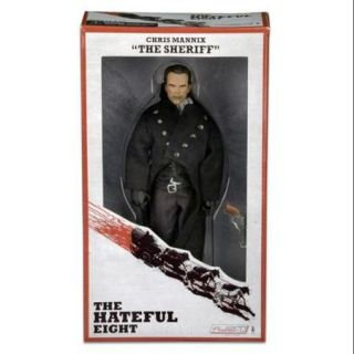 """The Hateful Eight Movie 8"""" Action Figure Chris Mannix """" The Sheriff"""""""