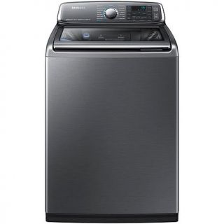 Samsung 5.2 cu. ft. 8700 Series Top Load Washer with AquaJet Technology   Plati   8101425