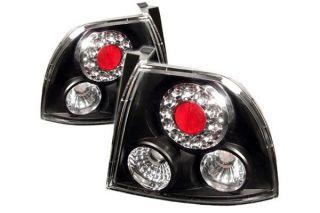 1994, 1995 Honda Accord Tail Lights   Spyder ALT YD HA94 LED BK   Spyder LED Tail Lights