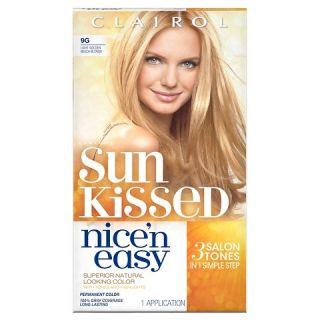 Clairol Nice N Easy Hair Color   9G/102G Natural Light Golden Blonde