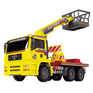 Dickie Toys Truck with Crane Arm   Shopping   Big Discounts