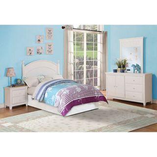 Wendy Full Bedroom Set, White