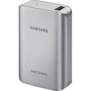Samsung 5100mAh Fast Charge Battery Pack (Silver) EB PG930BSUGUS