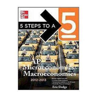 AP Microeconomics / Macroeconomics 2012 2013 (Paperback)
