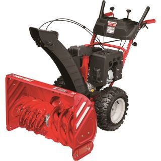 Troy-Bilt 30in. 2-Stage Electric Start Snow Blower — 357cc Engine, Model# 31AH55P5766  2 Stage Snow Blowers