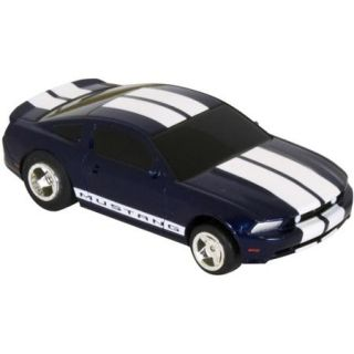 Life Like HO Scale 2010 Ford Mustang Slot Car