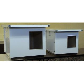 Options Plus Insulated Dog House