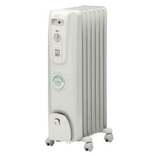 DeLonghi Comfort Temp Oil Filled Radiant Portable Heater EW7707CM