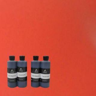 Alsa Refinish 1 qt. Orange Paint Wrap Kit Removable Paint PW ORQKit