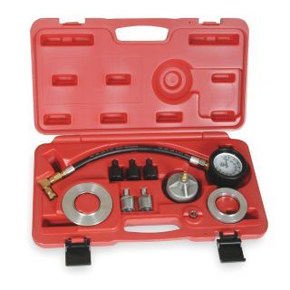 WESTWARD Oil Pressure Tester Kit   Tester Kits   1UBG3 1UBG3