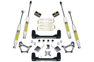 1993 1996 Toyota T100 Lift Kits   Superlift K362   Superlift Lift Kits