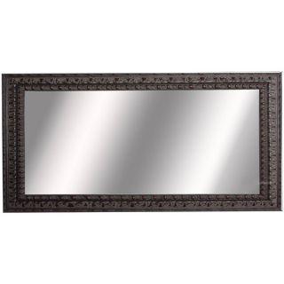 American Made Rayne Extra Large Dark Embellished Wall Mirror