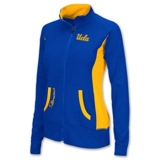 Womens Stadium UCLA Bruins College Slalom Track Jacket   30372UCL TMC