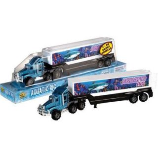 Wild Republic Wild Republic Toy Semi Truck Aquatic