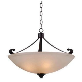 Ali 3 light Bronze Pendant   16406283 Great