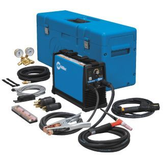 MILLER ELECTRIC TIG Welder, Maxstar 150 STL Series, Welder Max. Output Amps: 150, Welder Industrial Class: Light   TIG Welders   2RUA1|907135017