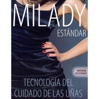 Milady Estandar tecnologia del cuidado de las unas / Milady's Standard Nail Technology, Study Resource: Material De Estudio