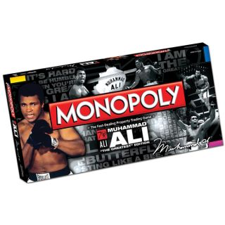 "MONOPOLY: Muhammad Ali ""The Greatest"" Edition   15002913"