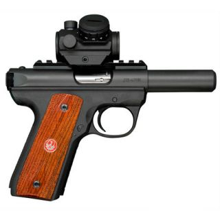 Ruger 22/45 Mark III Handgun Package