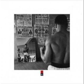 Muhammad Ali   Gym Poster Print (16 x 16)
