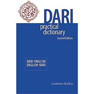 Dari English/English Dari Practical Dictionary Carleton Bulkin Paperback