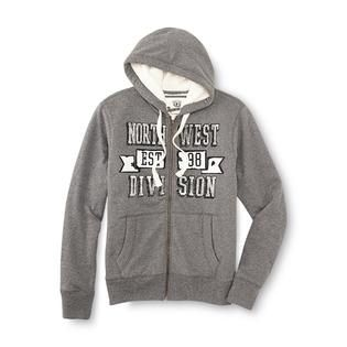 Roebuck & Co. Young Mens Graphic Hoodie Jacket   Northwest   Clothing