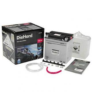DieHard PowerSport Battery 10L A2   Automotive   Batteries