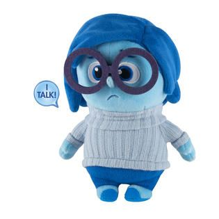 Disney Inside Out Sadness Talking Plush   Toys & Games   Stuffed