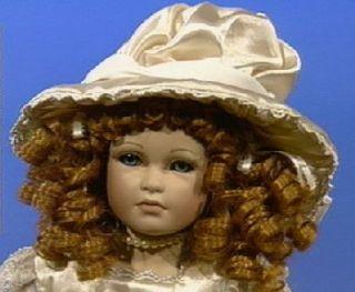 Harmony 20 inch Porcelain Doll by Seymour Mann —