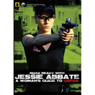 Panteao Make Ready with Jessie Abbate: A Womans Guide to USPSA DVD