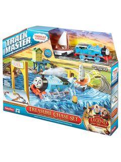 Thomas the Tank Engine TrackMaster Treasure Chase Set