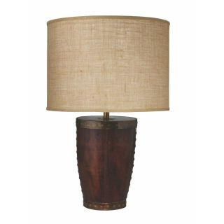 Lannister 28 H Table Lamp with Drum Shade by Jamie Young Company