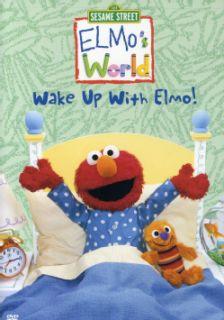 Elmos World: Wake Up With Elmo (DVD)   Shopping   Big