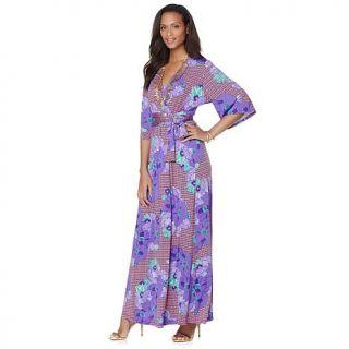 """Nikki by Nikki Poulos """"Suki"""" Maxi Dress   8010570"""