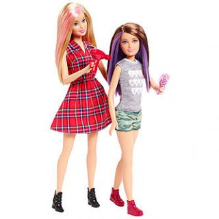 Barbie Pony Tale Sisters Doll 2 Pack   Skipper   Toys & Games   Dolls