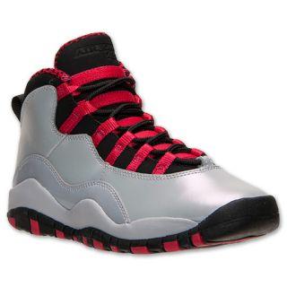 f4dff4ebff7db6 Girls Grade School Air Jordan Retro 10 Basketball Shoes 487211 009 ...