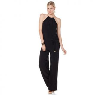 """Nikki by Nikki Poulos """"Taylor"""" Hipster Jumpsuit   7703153"""